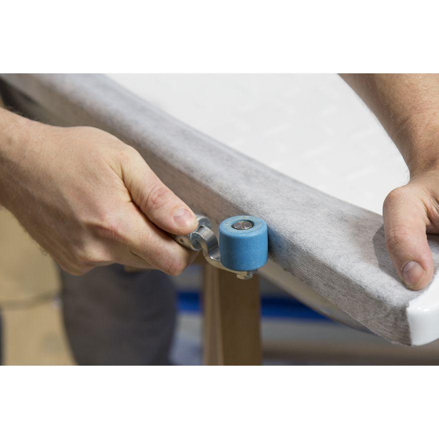 ottoflex wannenranddichtband zum dusche abdichten. Black Bedroom Furniture Sets. Home Design Ideas
