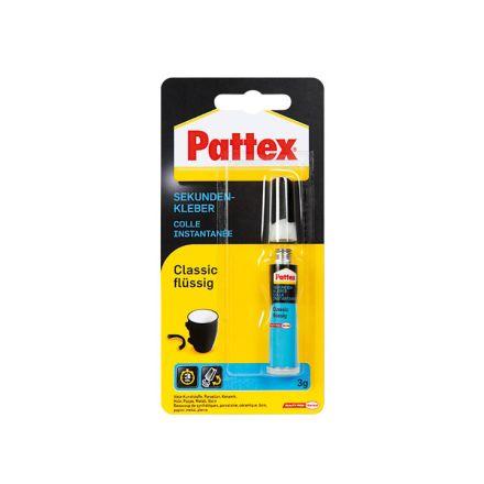 pattex sekundenkleber klebt viele materialien wie metall gummi. Black Bedroom Furniture Sets. Home Design Ideas