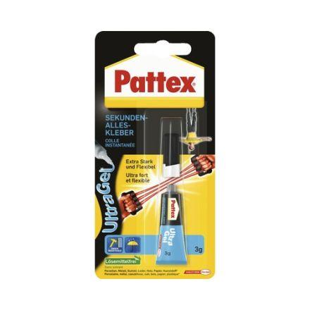pattex sekundenkleber gel hate eine hohe flexibilit t und schlagfestigkeit. Black Bedroom Furniture Sets. Home Design Ideas