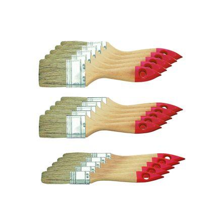 pinselset zum holzanstrich ist ideal f r holzlasuren und. Black Bedroom Furniture Sets. Home Design Ideas