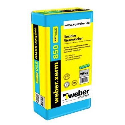 Beliebt weber.xerm 850 BlueComfort Fliesenkleber ist ein flexibler Dünn QC86