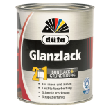 Düfa 2 in 1 Glanzlack