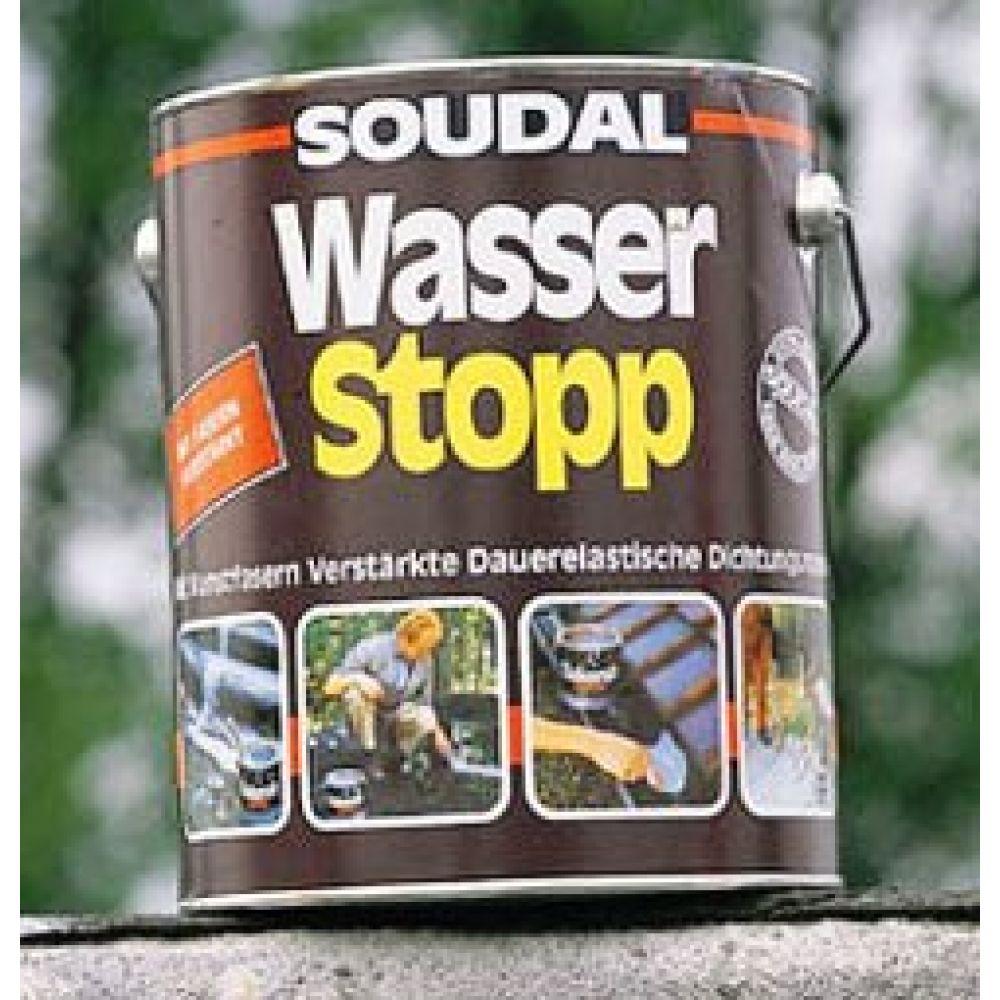 Soudal wasser stopp zum wasserfesten abdichten am dach - Fliesenkleber auf bitumen ...